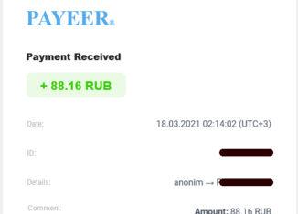 VisitBox Ödeme Belgesi - Ruble Kazan